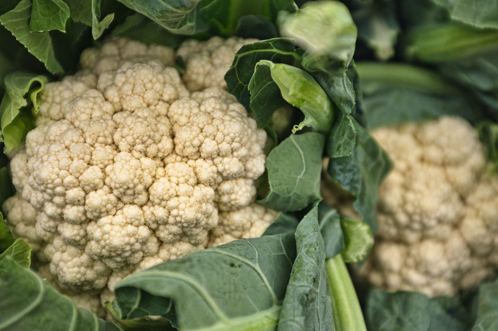 légumes à faible teneur de sucre